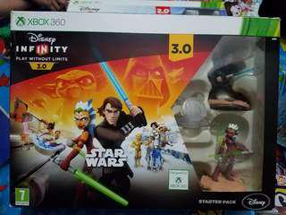 Xbox skylander and disney infinity games