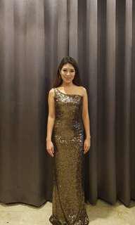 Glitter dress for sale [free size]