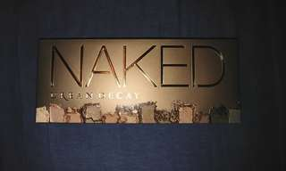 Brand New Urban Decay OG Naked Eyeshadow Palette