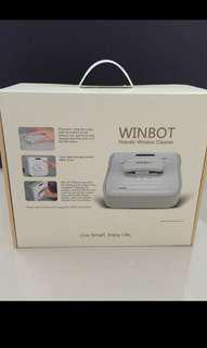 Ecovacs Winbot robotic window cleaning robot irobot