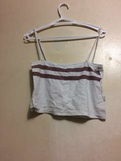 Loose Strap Brandy Melville top