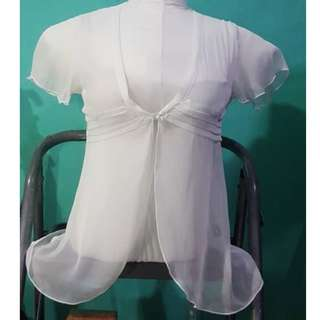 Pre loved Chiffon Cover up