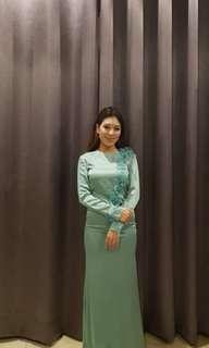 Jovian dress/jubah [petite size]