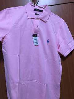 Pink Polo ( Polo Ralph Lauren)