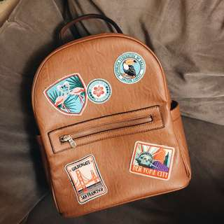 Colette Patch Backpack