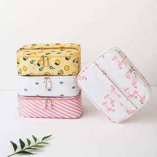 Cosmetic Make-up Bag Toiletry Washing Beauty Case Travel Pouch