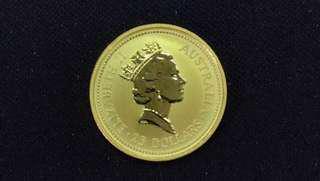Australia Gold Coin (collector's Series) - 999 Gold 🇦🇺🇦🇺🇦🇺🇦🇺