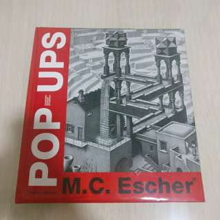 M.C. Escher Pop ups