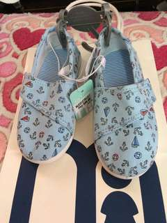 BN Mothercare slip on shoes || size 7 || Last price posted.