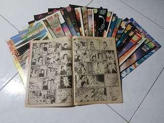 寿星仔 Comic Books