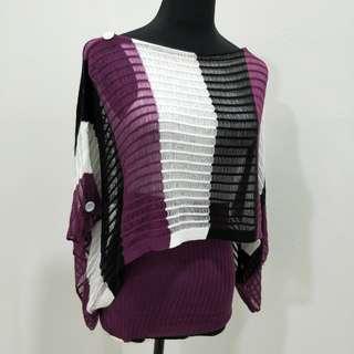 Comfy Top Shirt Purple