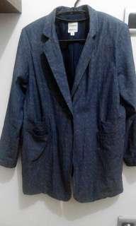 CottonInk x Tresemme Oversized Blazer