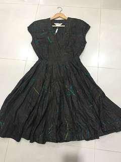 🚚 annalisa ferro全新義大利奢華大牌 超美洋裝