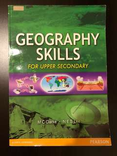 Geography Skills For Upper Secondary Pearson
