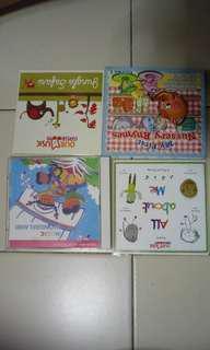 Children English song CD