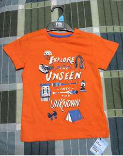 BN Mothercare boys shirt || 2-3y|| Selling low, too big pa.