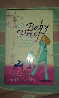 Baby Proof by Emily Griffin
