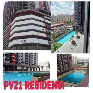 Room to Let - PV21 Residensi