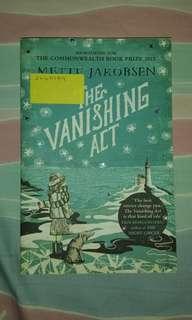 The Vanishing Act by Mette Jacobsen