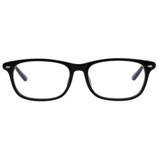 Prescription Glasses / Spectacles – Pen in Sleek Black - foptics