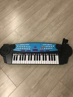 電子keyboard