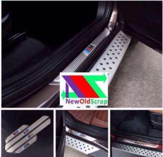 BMW M Door Sill Plate Guard