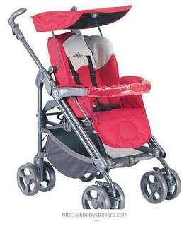 On hold (免費贈送)意大利嬰兒車Baby stroller for free