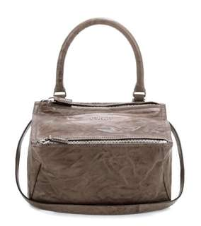 Authentic BNWT Givenchy Pandora Small Pepe Leather in Anthracite