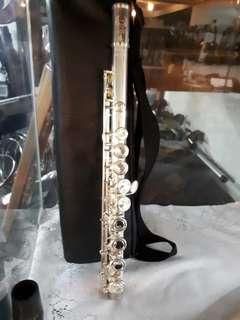 🚚 銀質長笛,骨瓷排笛,柳月琴