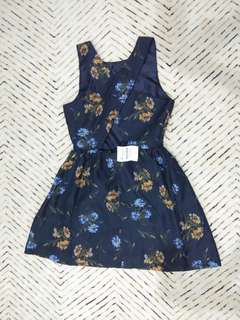 New with tag Zara inspired embroidered dress