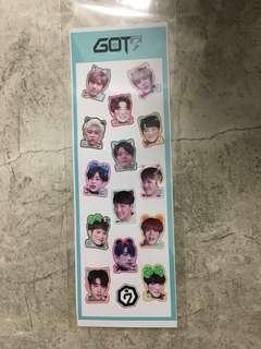 got7 stickers