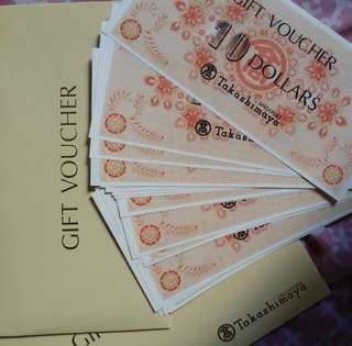 $6000 Taka Vouchers for sale at $5460