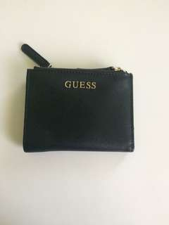 GUESS square wallet