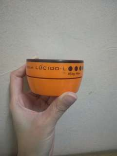Used lucido styling pot