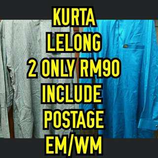 LELONG 2 ONLY RM90 INC POSTAGE