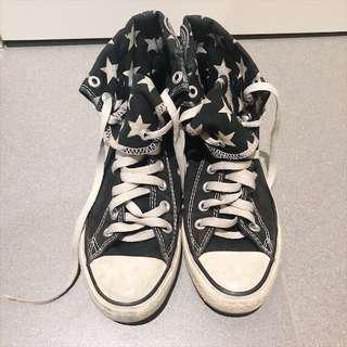 LIMITED EDITION Converse High / Low Top (2 in 1)