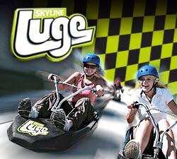 Luge + Skyride