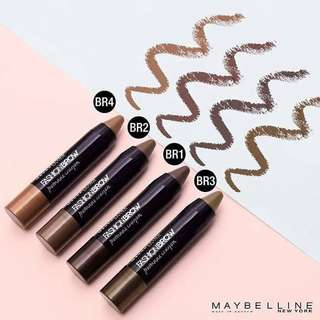 Maybelline Fashion Brow Pomade Crayon in BR-1