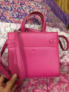 Pedro pink bags