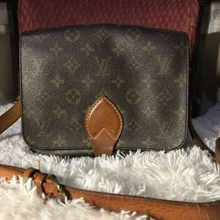 Authentic Louis Vuitton Cartouchiere MM
