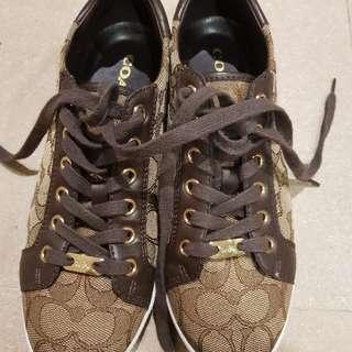 sepatu/shoes coach