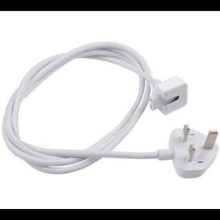 Macbook Air Charger: 3 Pin Adapter Extension Cable