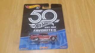 Hotwheels 56 Chevy