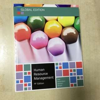 Human Resource management Global Edition