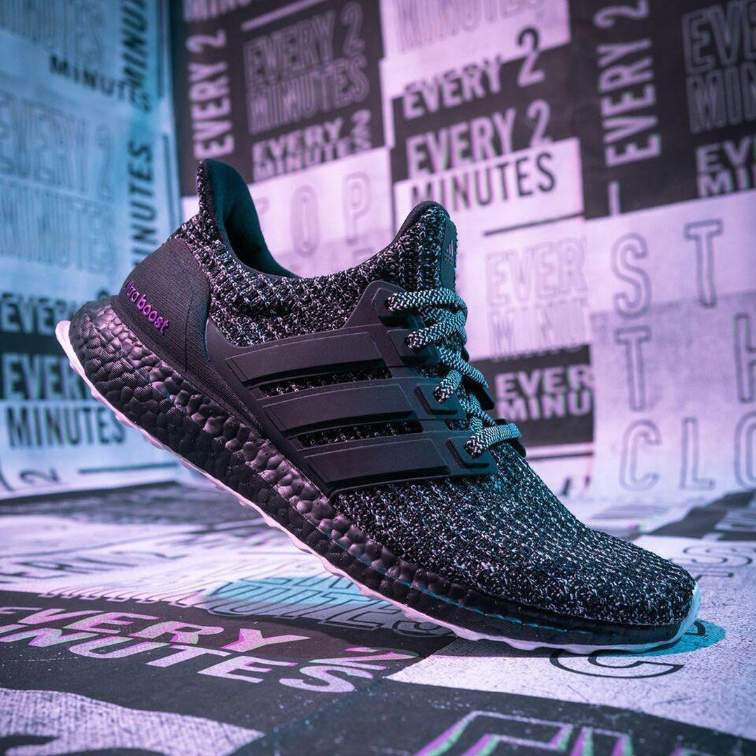 "adb51678e6c Adidas Ultra Boost 4.0 ""Breast Cancer Awareness"" Shoe"