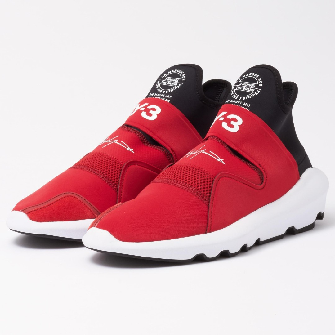 6a07aa9d9 Adidas Y-3 Suberou - Chilli Pepper Red