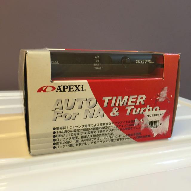 APEXI Auto Turbo Timer