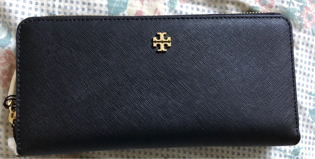 2f818eeb1cc BN Authentic Tory Burch Emerson Zip Continental Wallet