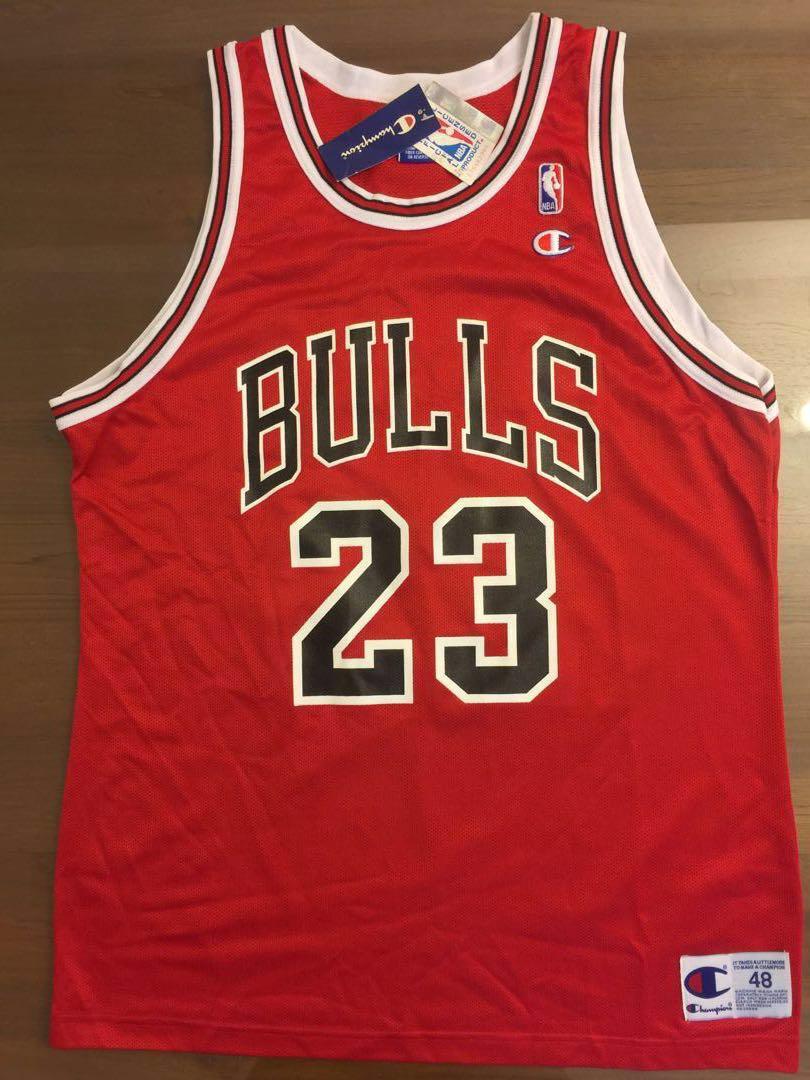 565d6aaba5a3 BN Vintage Authentic Chicago Bulls Jordan 23 Jersey