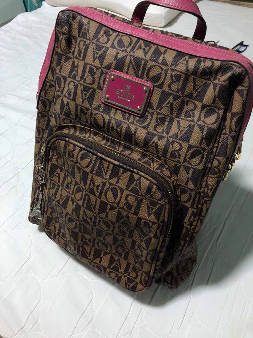 4083c41cacc Bonia Backpack (authentic)